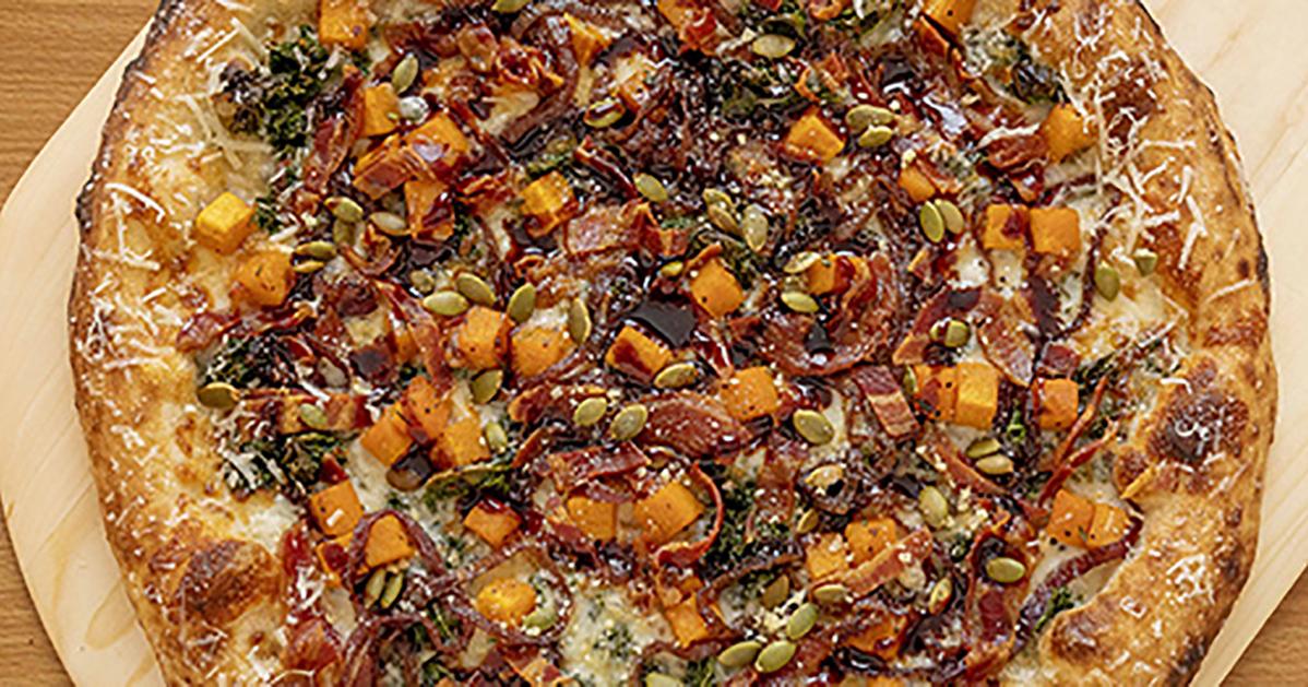 Harvest Pizza