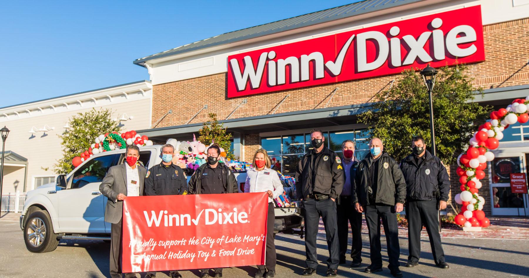Winn-Dixie exterior