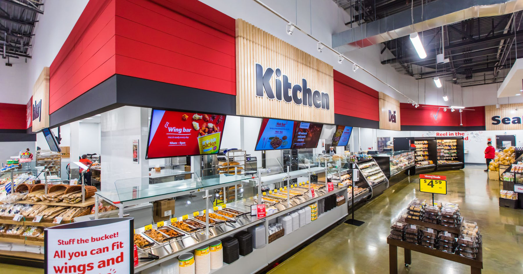 winn-dixie kitchen