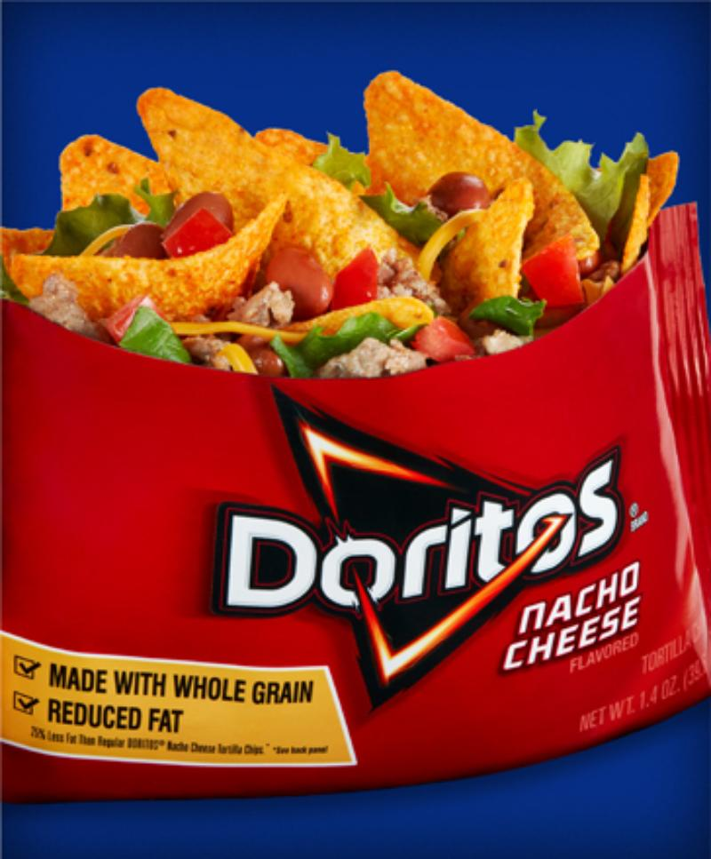doritos walking taco