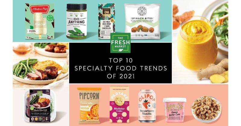 The Fresh Grocer trends
