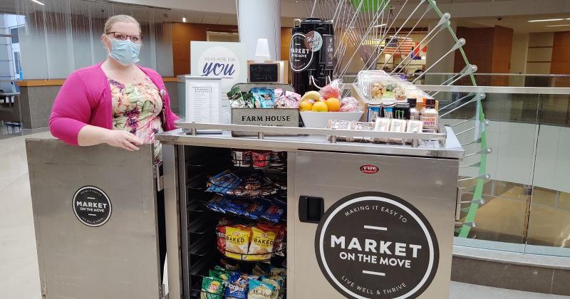 Market on the Move cart