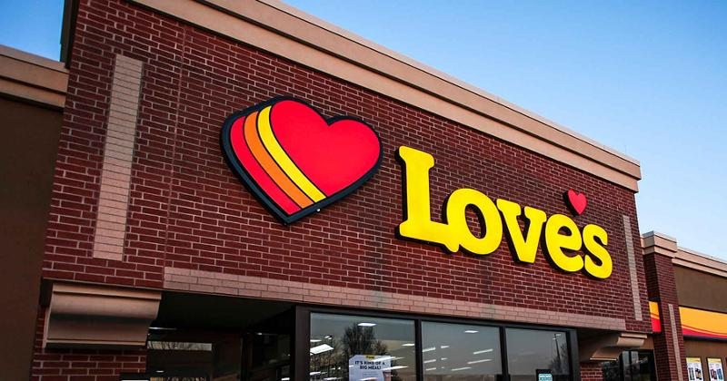 Love's Travel Stops & Country Stores Inc.