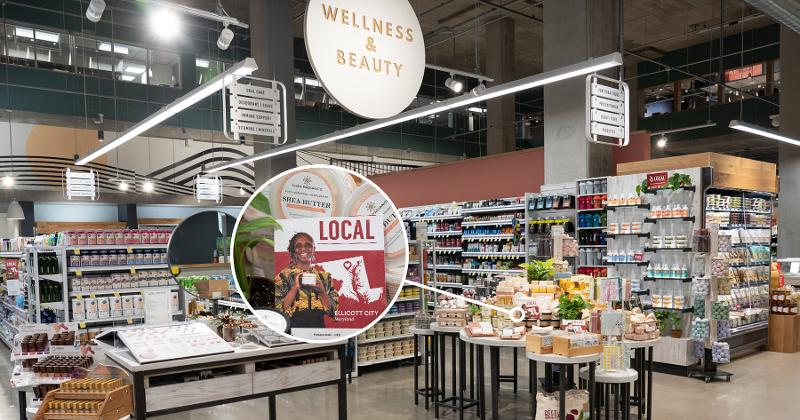 Whole Foods Market's Baltimore Beauty