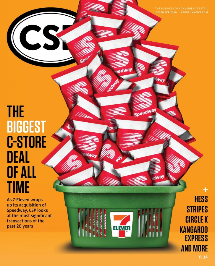 CSP Daily News Magazine The Biggest C-Store Deal of All Times | December 2020 Issue