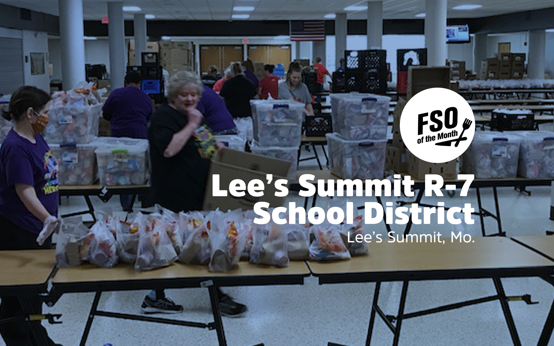 FSO Lee's Summit R-7 School District