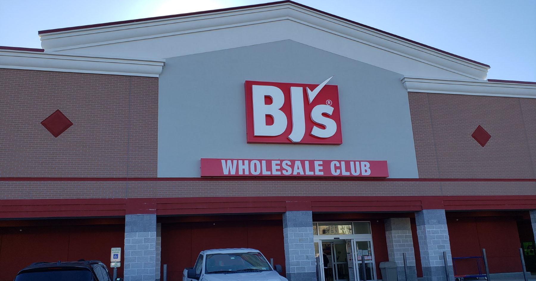 BJs storefront