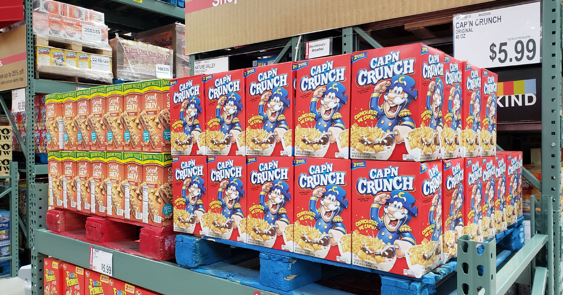 BJs Captn Crunch