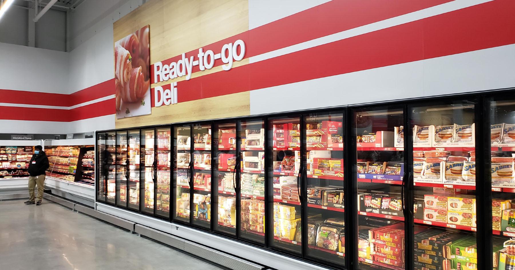 BJs refrigerated