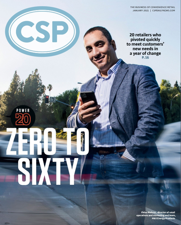 CSP Daily News Power 20: Zero to Sixty | January 2021 Issue