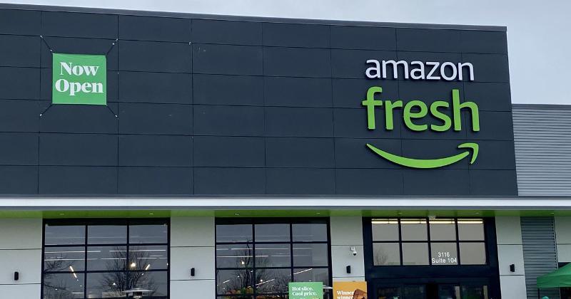 Amazon Fresh Naperville
