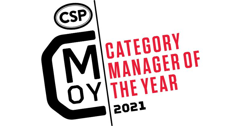 2021 Category Manager of the Year