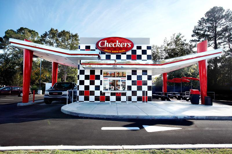 Checkers cash influx