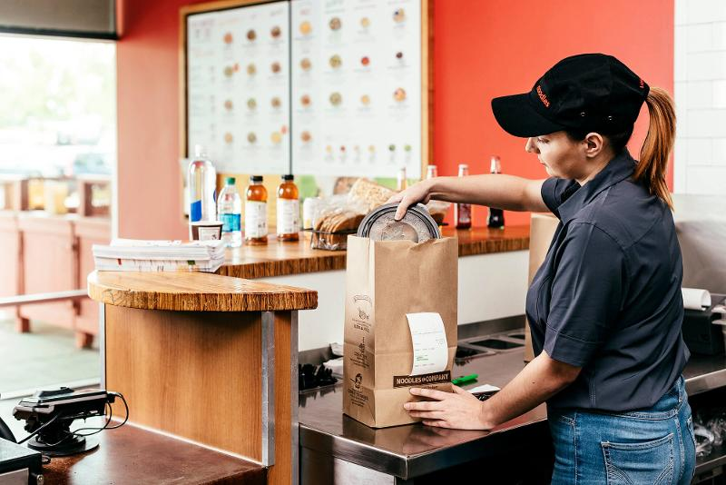 How Restaurant Chains Are Making Delivery Work