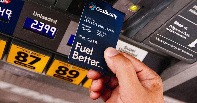 Gasbuddy card