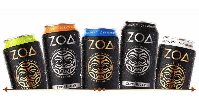 ZOA Energy Drink