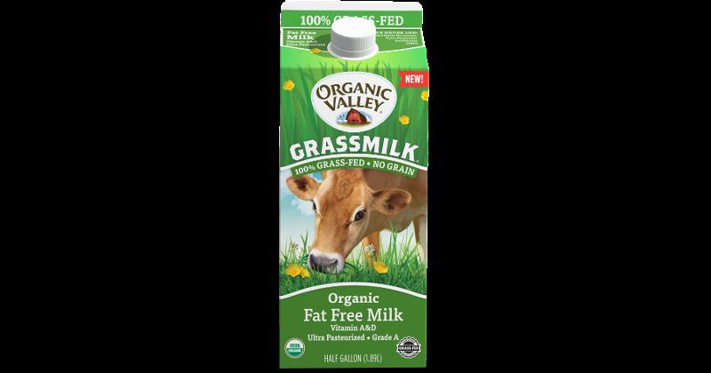 Organic Valley Grass Milk