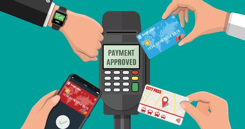 cashless payments