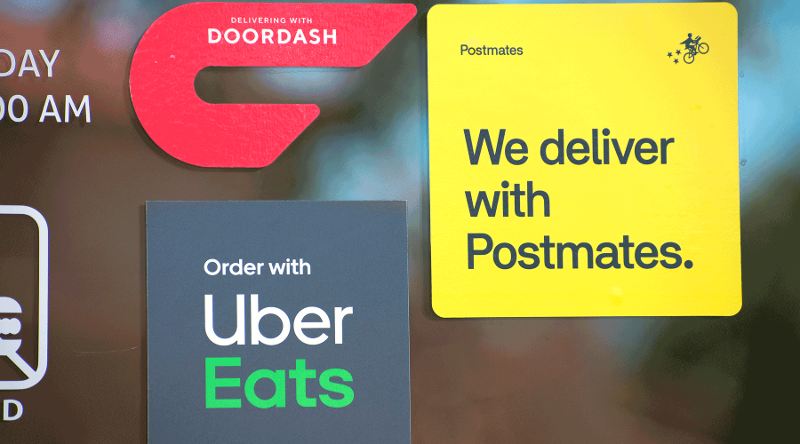 third-party delivery