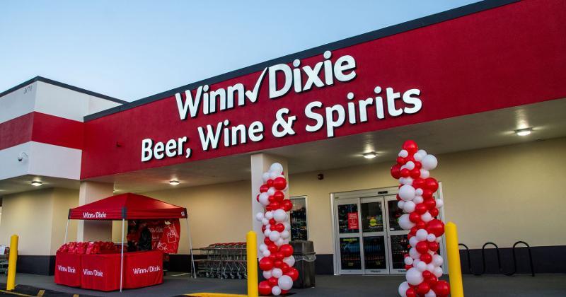 Winn-Dixie storefront