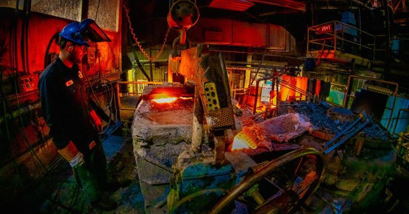 manufacturing dumbells