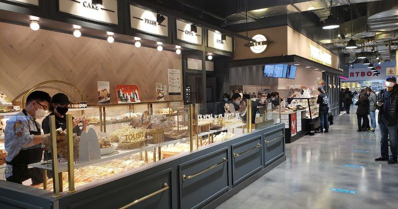 hmart counters