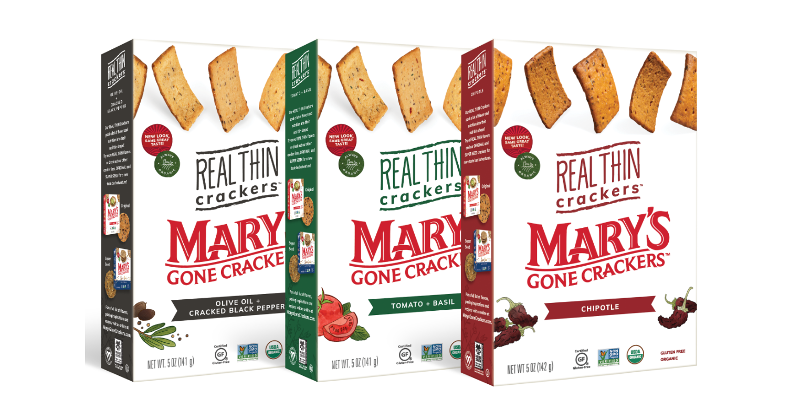 Mary's Gone Crackers Real Thin Crackers