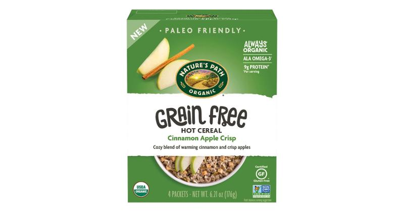 Nature's Path Grain Free Hot Cereal