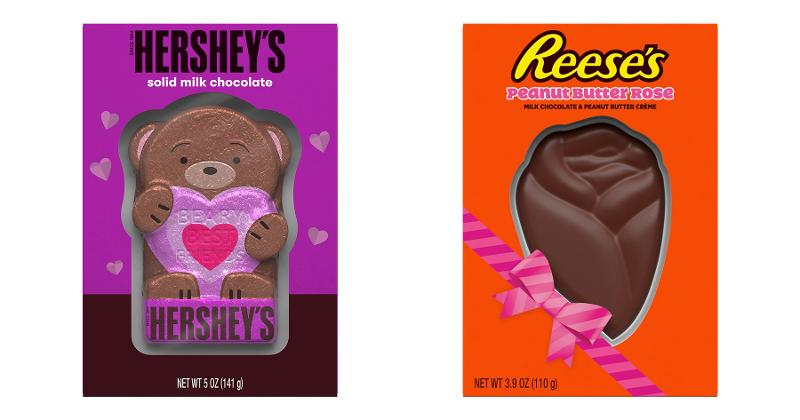 Hershey and Reese's