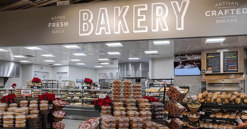 Hy-Vee bakery