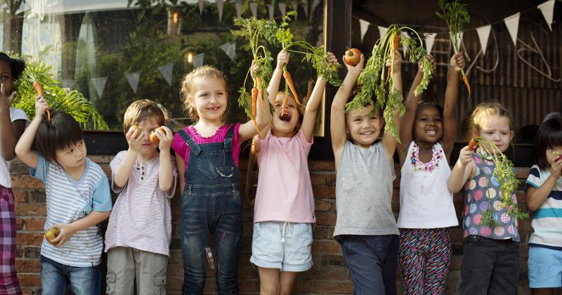 kids carrots