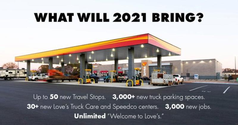 Love's 2021