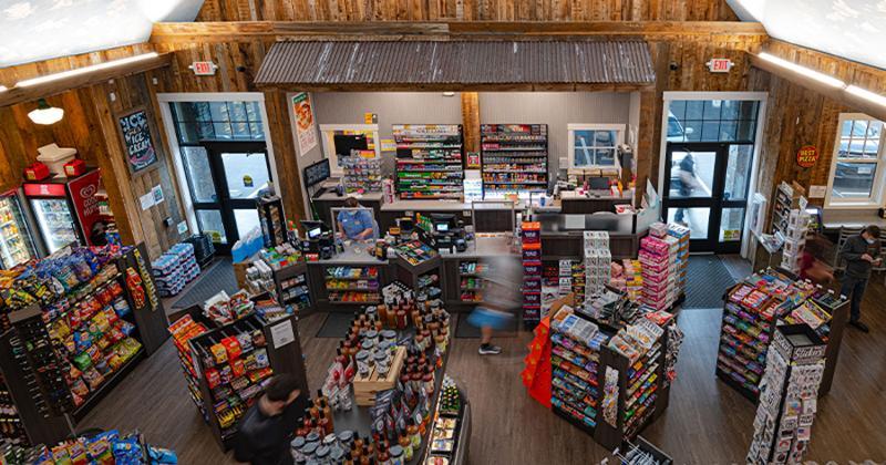 inside c-store