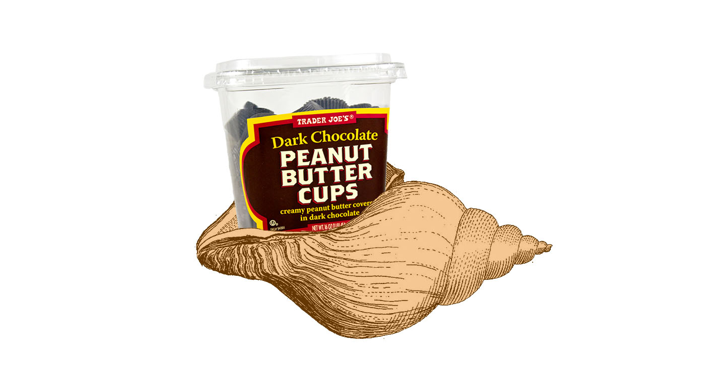 trader joes peanut butter cup