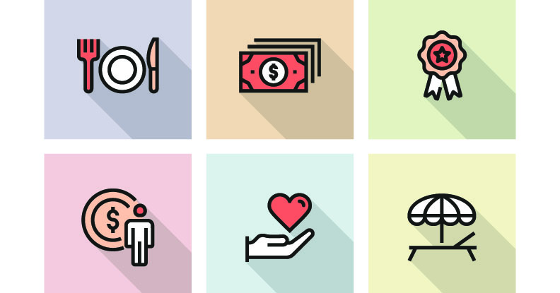 compensation symbols