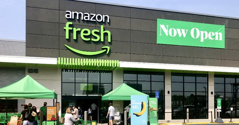 Amazon Fresh Oak Lawn