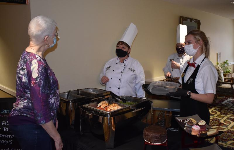 Foodservice at Legacy Retirement Communities
