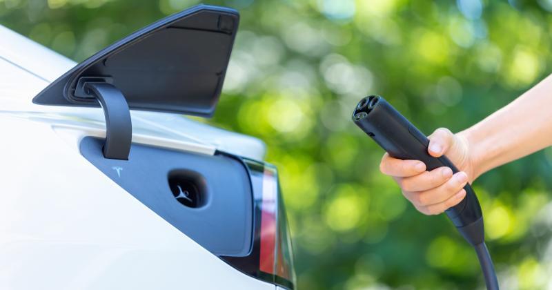 EVgo Tesla charging