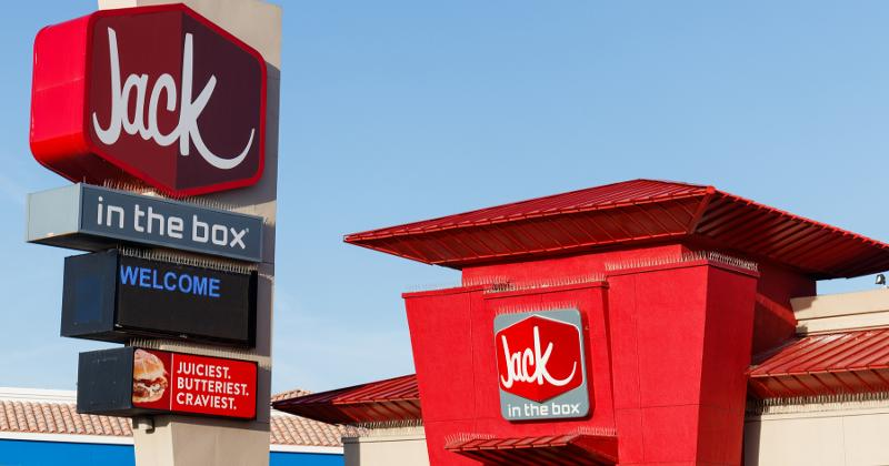 Jack in the Box franchisee bankruptcy