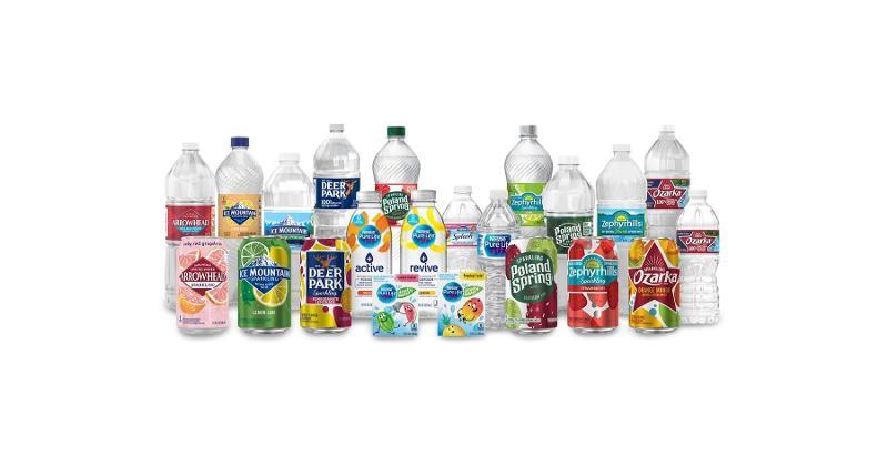 Nestle waters portfolio