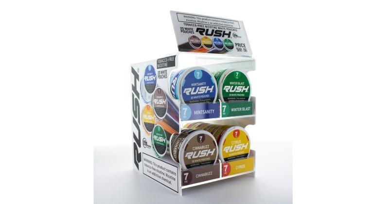 Rush tobacco pouch CSP