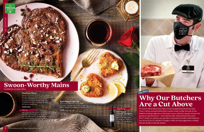 The Fresh Market Magazine