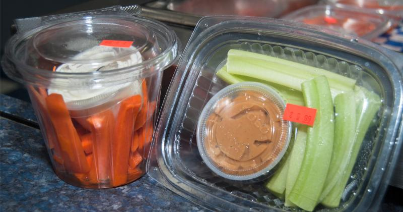 Grab-and-go food