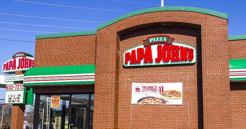 pizza delivery chain sales