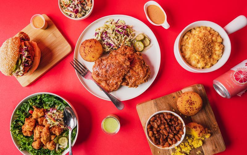 Cayenne menu items