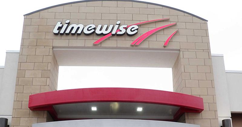 Timewise stores