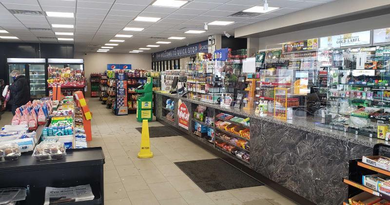 Convenience Store QuickStop