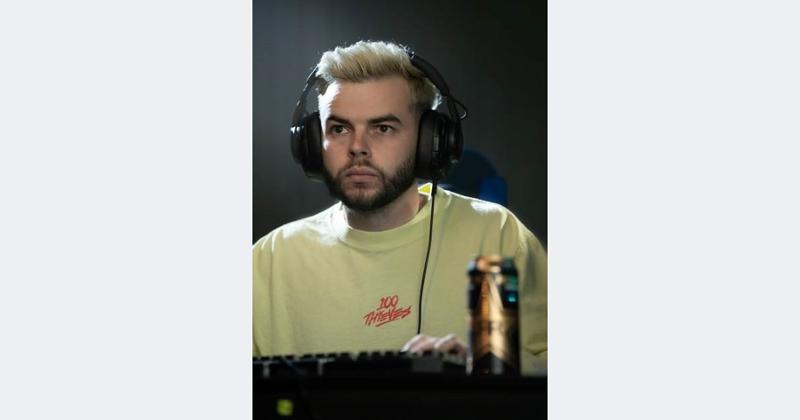 """100 Thieves founder and CEO Matthew """"Nadeshot"""" Haag"""