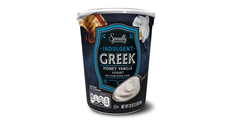 Specially Selected Indulgent Greek Yogurt Honey Vanilla