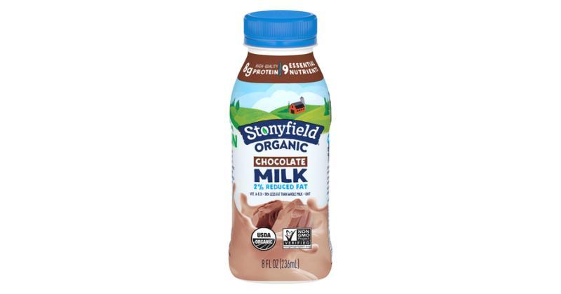 Stonyfield Organic Lactose-Free Single-Serve Milk